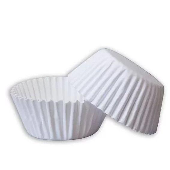 Forminha de Papel Branca N.0 C/100 unidades Vipel