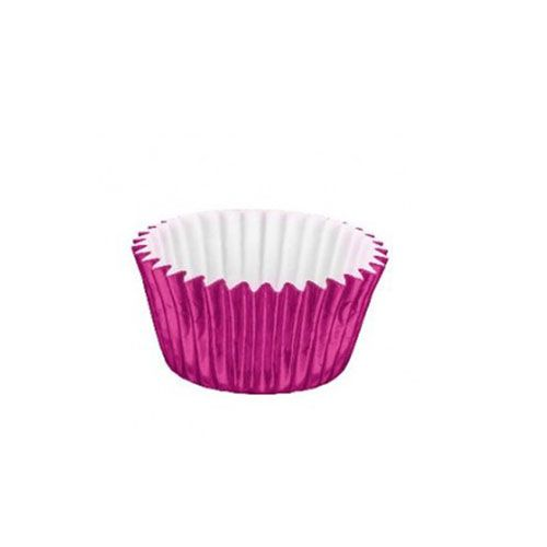 Forminha de Papel Laminado N.5 Pink C/50 unid. Vipel