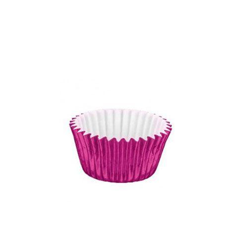 Forminha de Papel Laminado N.6 Pink C/50 unid. Vipel