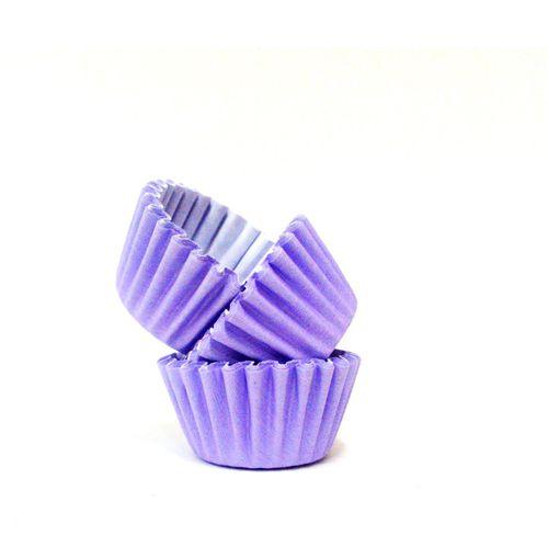 Forminha de Papel Lilás N.4 C/100 unid. Vipel