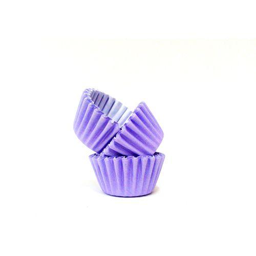 Forminha de Papel Lilás N.5 C/100 unid. Vipel