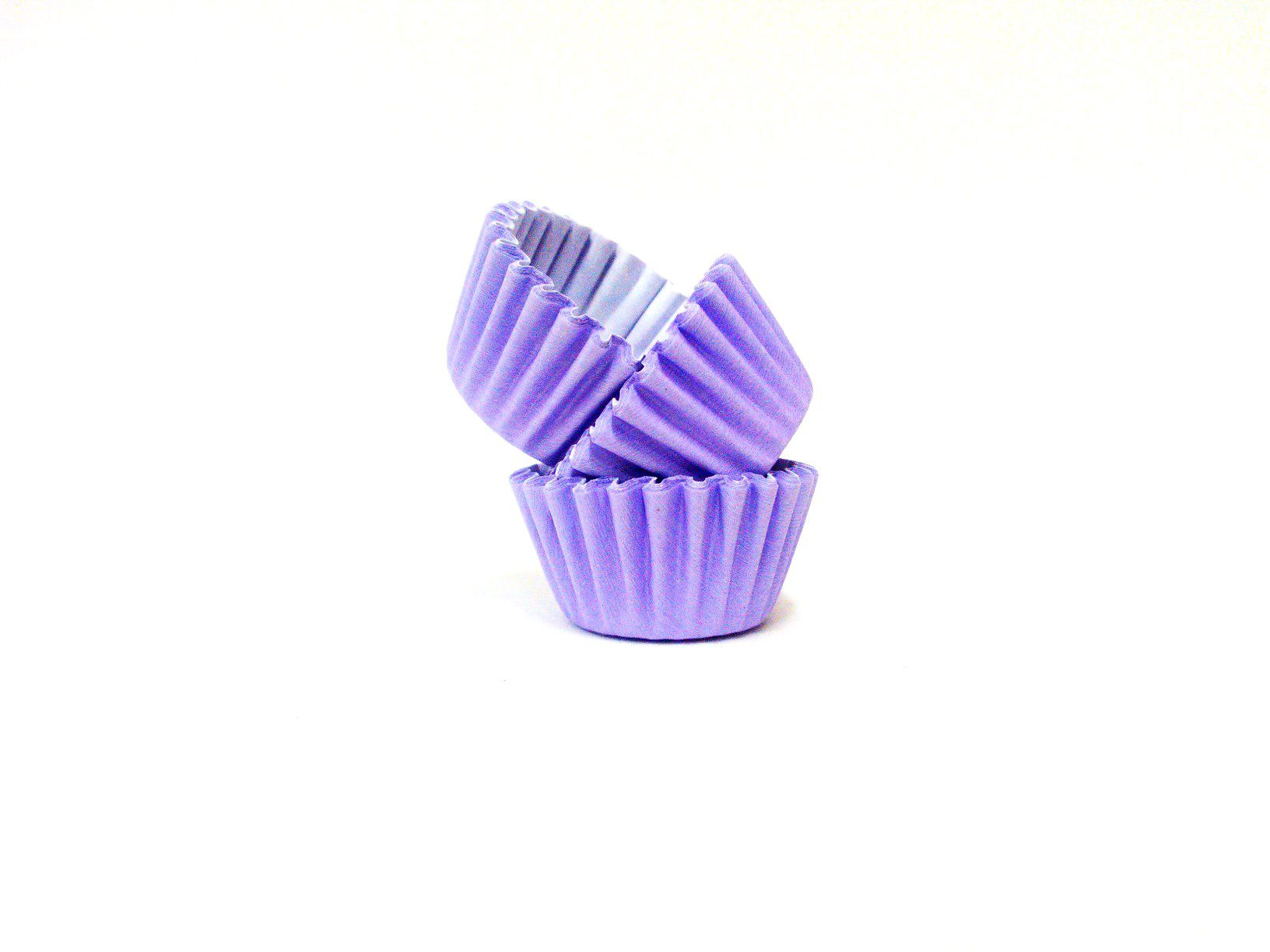 Forminha de Papel Lilás N.6 C/100 unid. Vipel