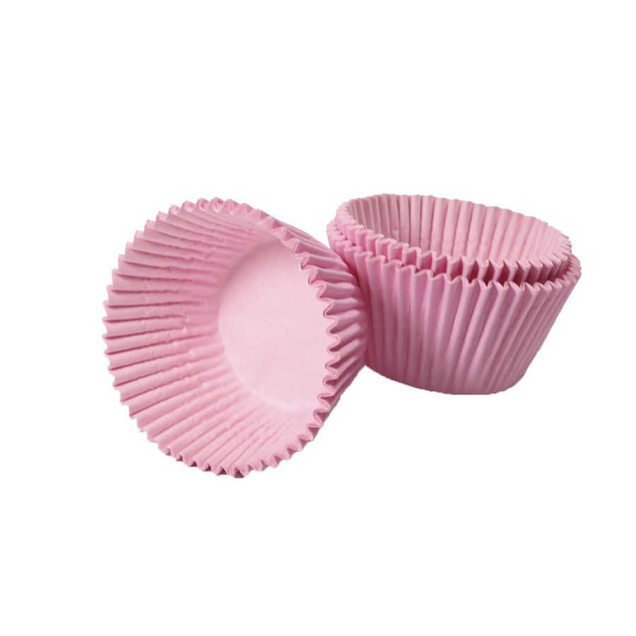 Forminha de Papel Rosa Claro N.3 100 unid. Vipel