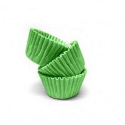 Forminha de Papel Verde Claro N.3 C/100 unid. Vipel