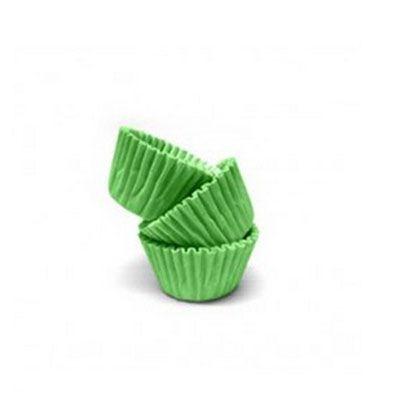 Forminha de Papel Verde Claro N.5 C/100 unid. Vipel