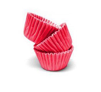 Forminha de Papel Vermelho N.3 C/100 unidades Vipel