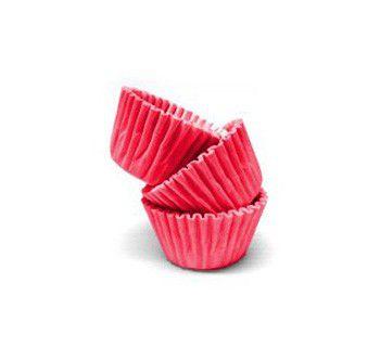 Forminha de Papel Vermelho N.4 C/100 unidades Vipel