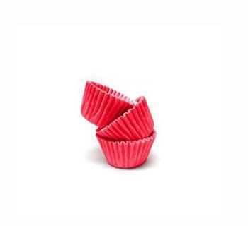 Forminha de Papel Vermelho N.6  C/100 unidades Vipel