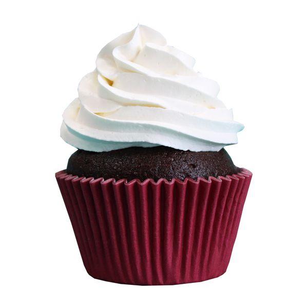 Forminha para Cupcake Marsala 45 unid Mago
