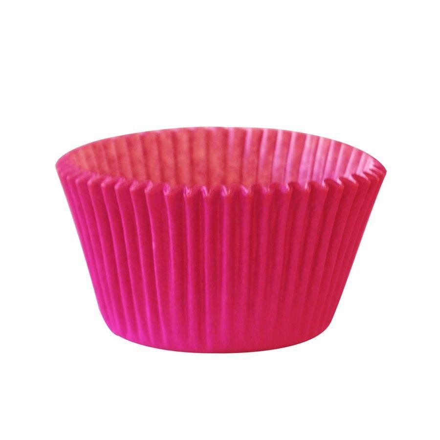 Forminha para Cupcake Pink 45unid. Mago