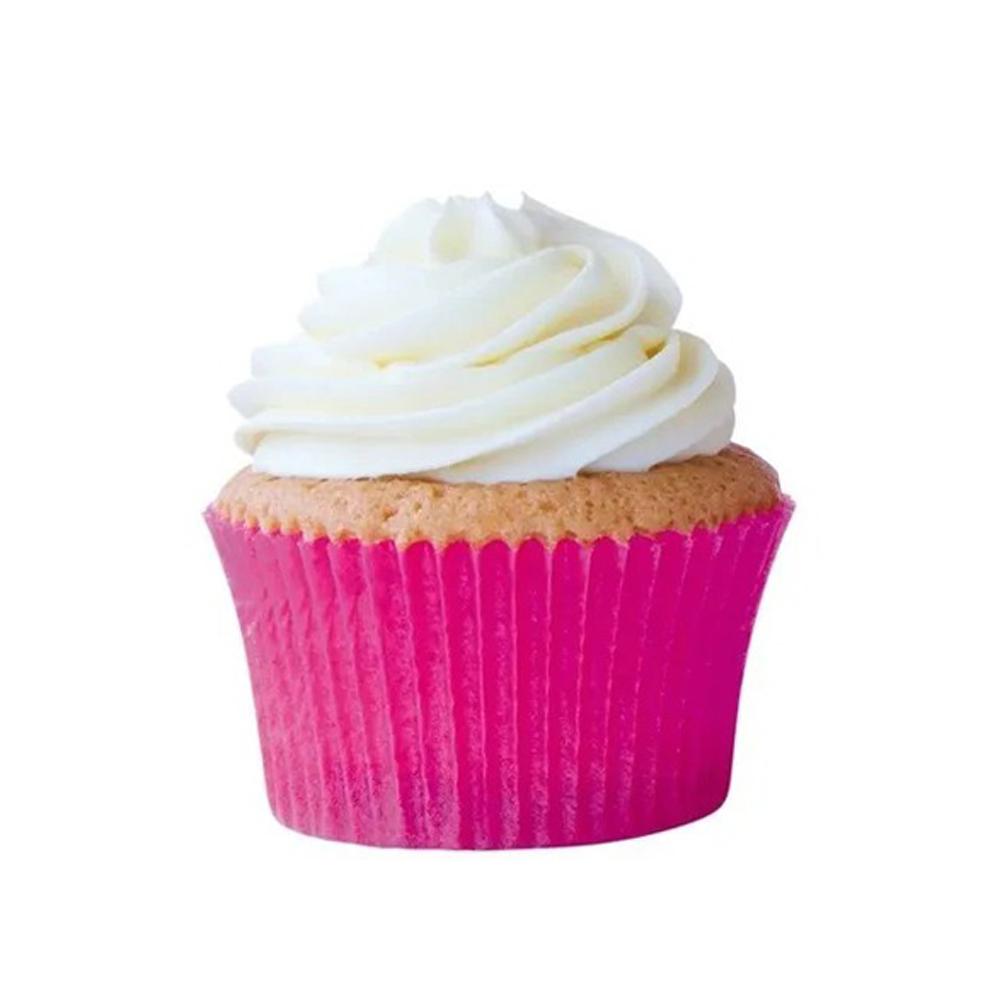 Forminha para Cupcake Pink c/45 unid Flip