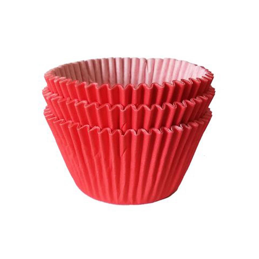 Forminha para Cupcake  Vermelha c/45 unid Flip