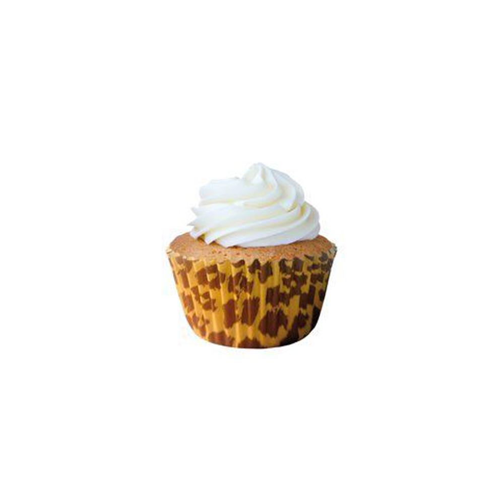 Forminha para Mini Cupcake Oncinha c/45unid Flip