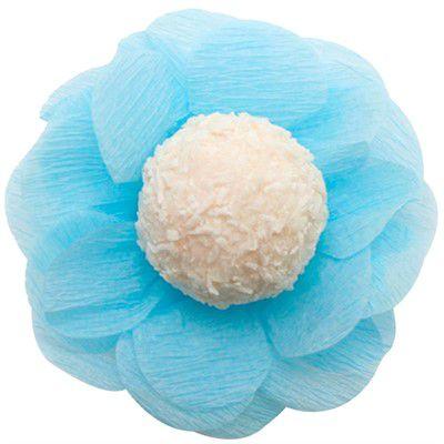 Forminha Supreme Crepom 40 unid Azul Claro Ultrafest