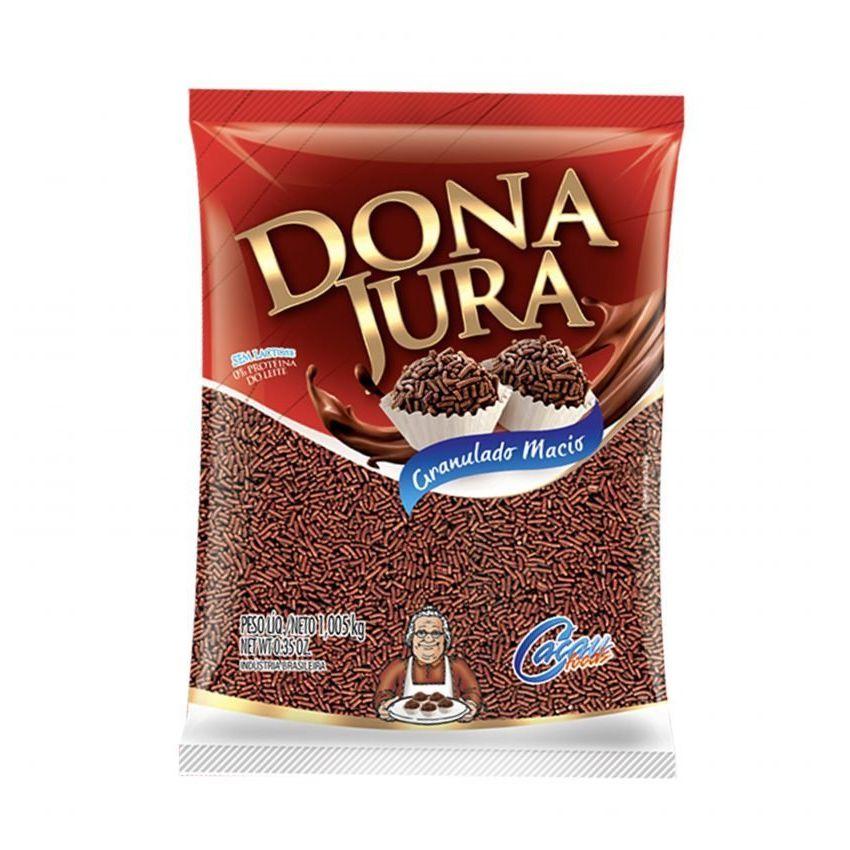 Granulado Macio Dona Jura 1,005Kg