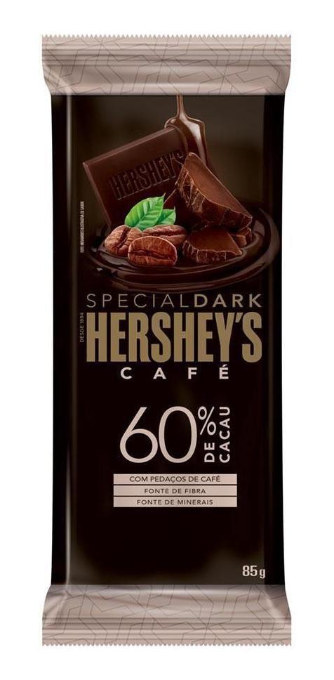 Hershey's Special Dark Café 60% Cacau 85g