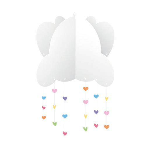 Kit Decorativo Chuva de Amor Junco