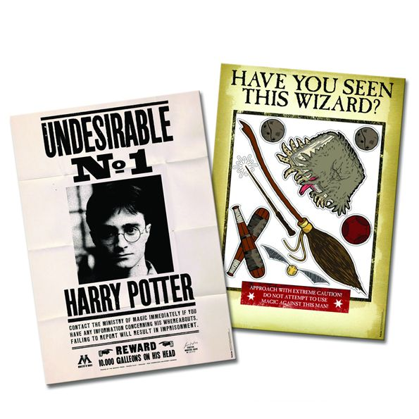 Kit Decorativo Harry Potter Festcolor