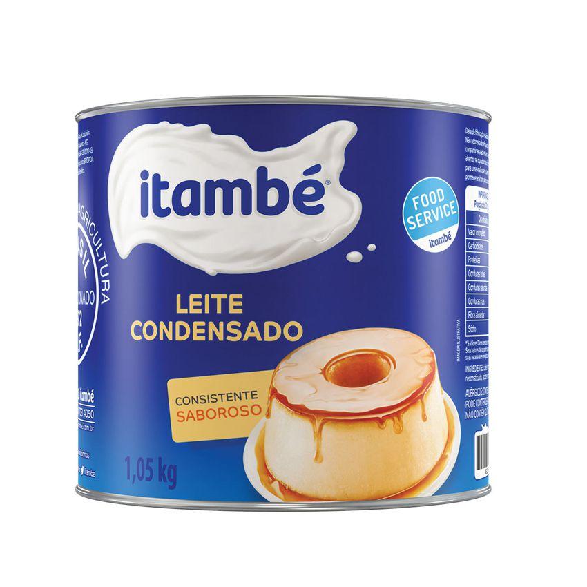 Leite Condensado 1,05kg Itambé