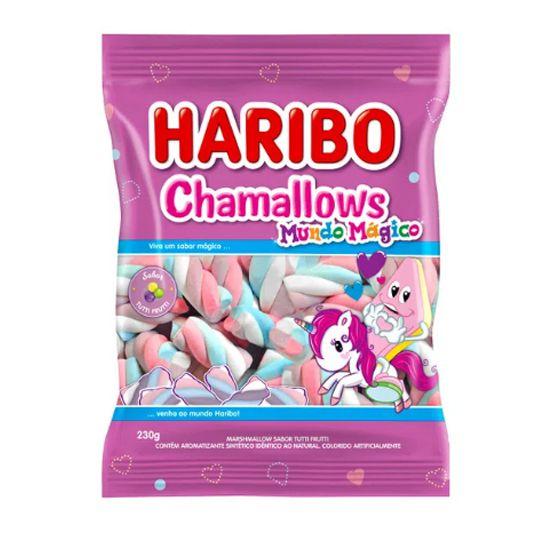 Marshmallow 230g Mundo Mágico Haribo