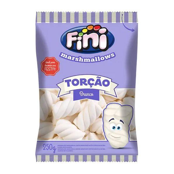 Marshmallow 250g Torção Branco Fini