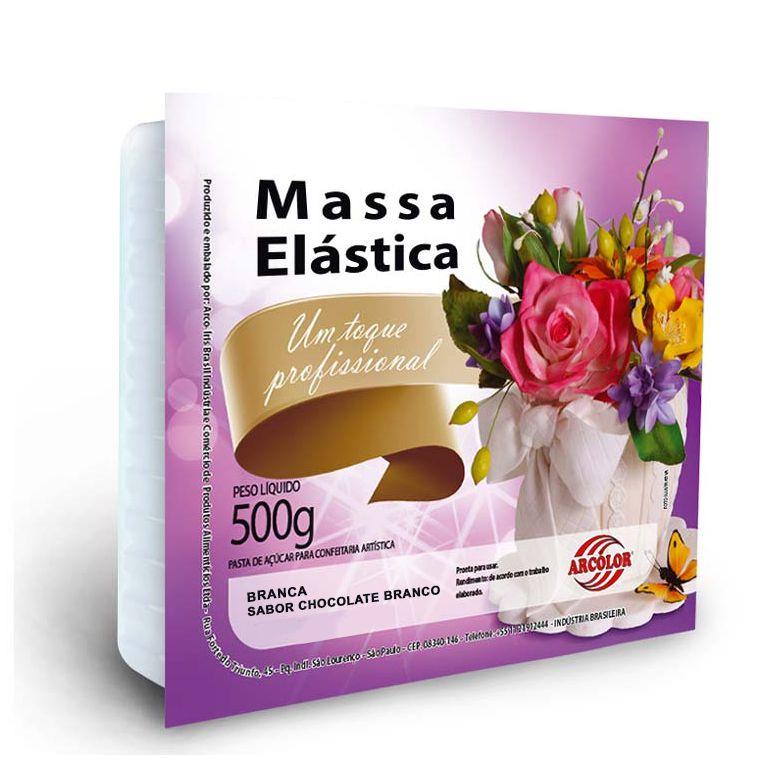Massa Elástica Arcolor 500g