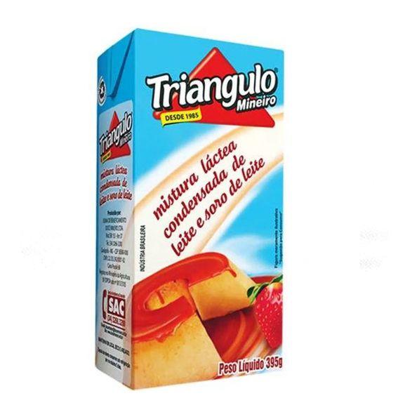 Mistura Láctea Condensada 395g Triangulo