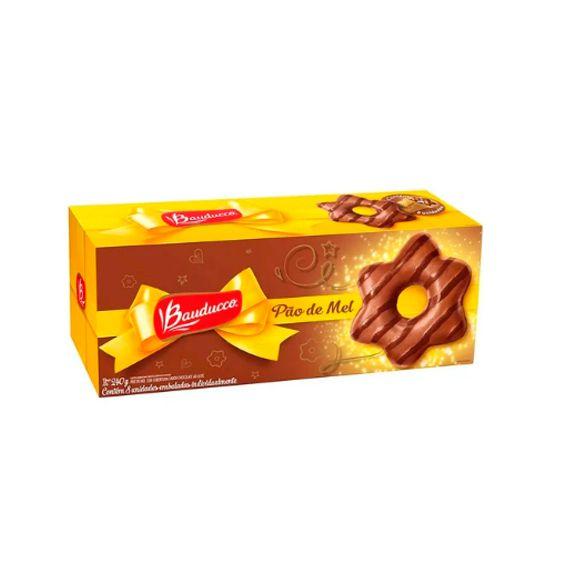 Pão de Mel Chocolate 240g Bauducco