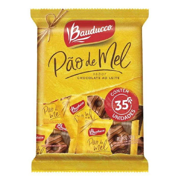 Pão de Mel Chocolate 700g Bauducco