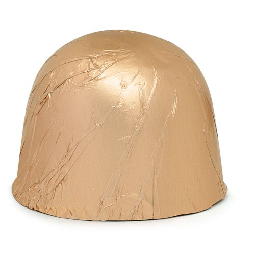 Papel Alumínio Ouro Fosco 11,8 x 11,8 cm 300 unid. Embale