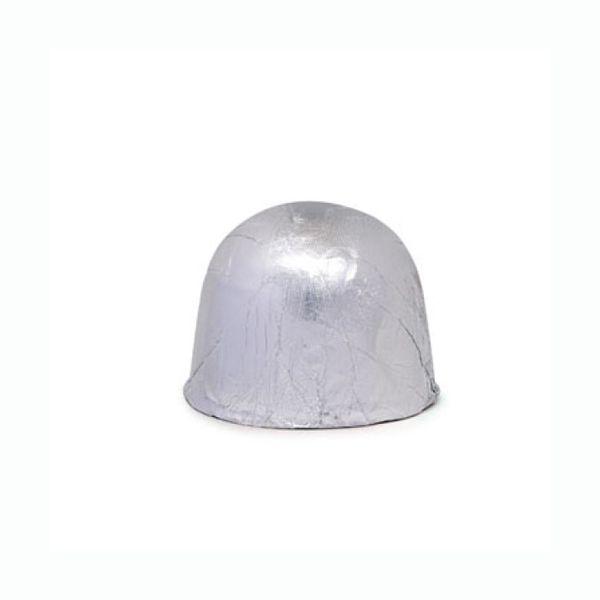 Papel Alumínio Prata 9,8x9,8 cm 300 unid. Embale