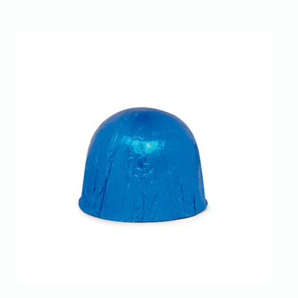 Papel Alumínio Azul 9,8cm x 9,8cm 300 unid. Embale