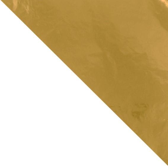 Papel Chumbo Ouro Fosco 43,5cm x 59cm 03 unid Cromus