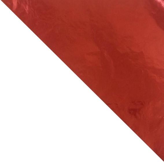 Papel Chumbo Vermelho 43,5cm x 59cm 03 unid Cromus