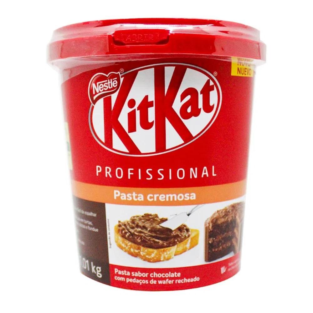 Pasta KitKat 1,01kg Nestlé