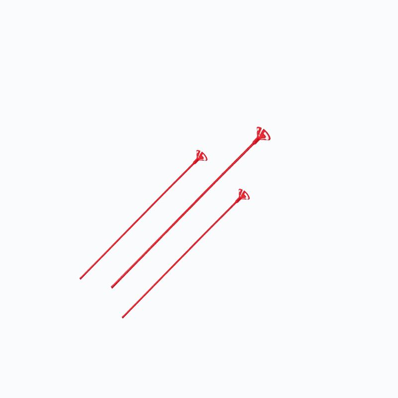 Pega Balão 28cm Vermelho 10 unid KLF Festas