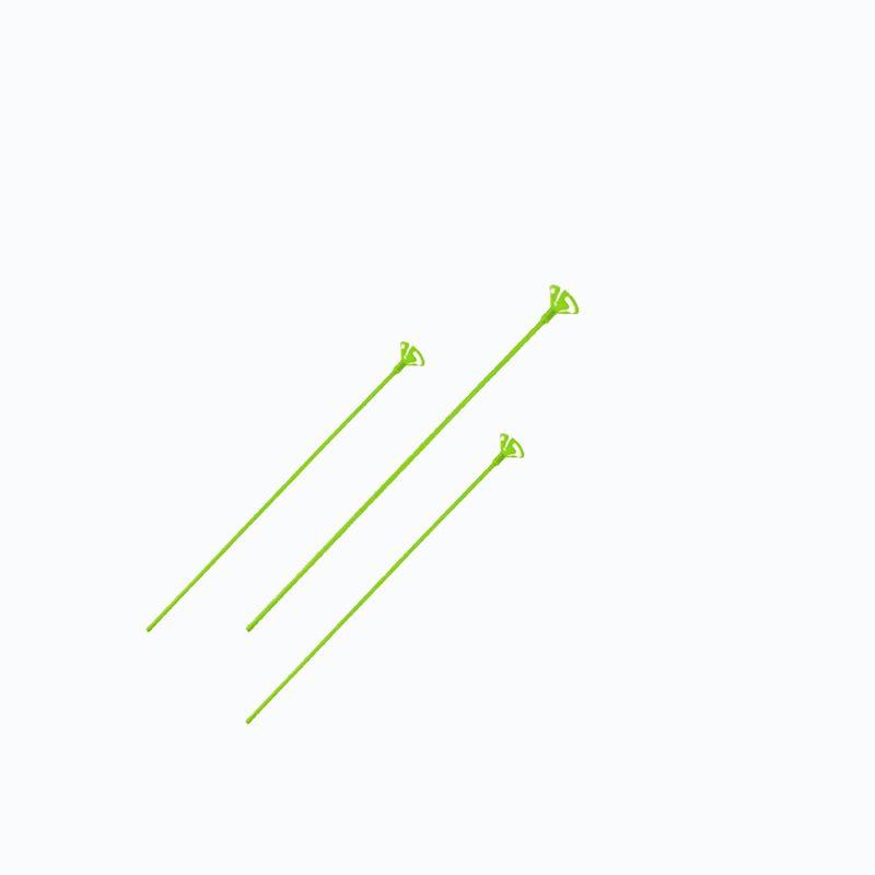 Pega Balão 28cm Verde Lima 10 unid KLF Festas