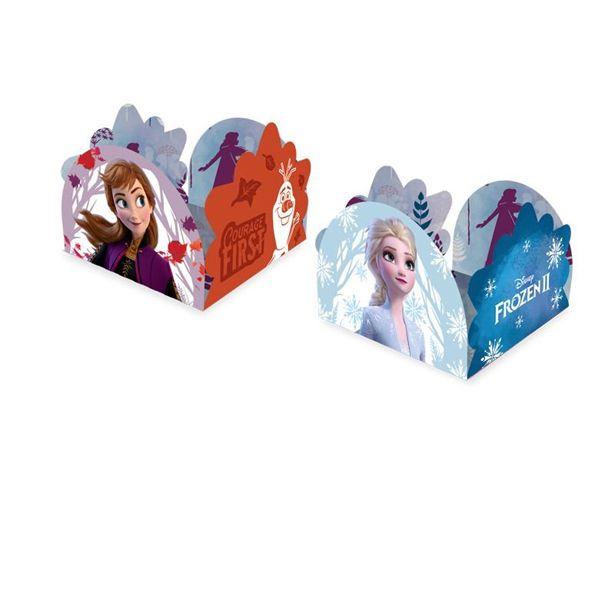 Porta Forminha Frozen 2 C 50 unid Regina