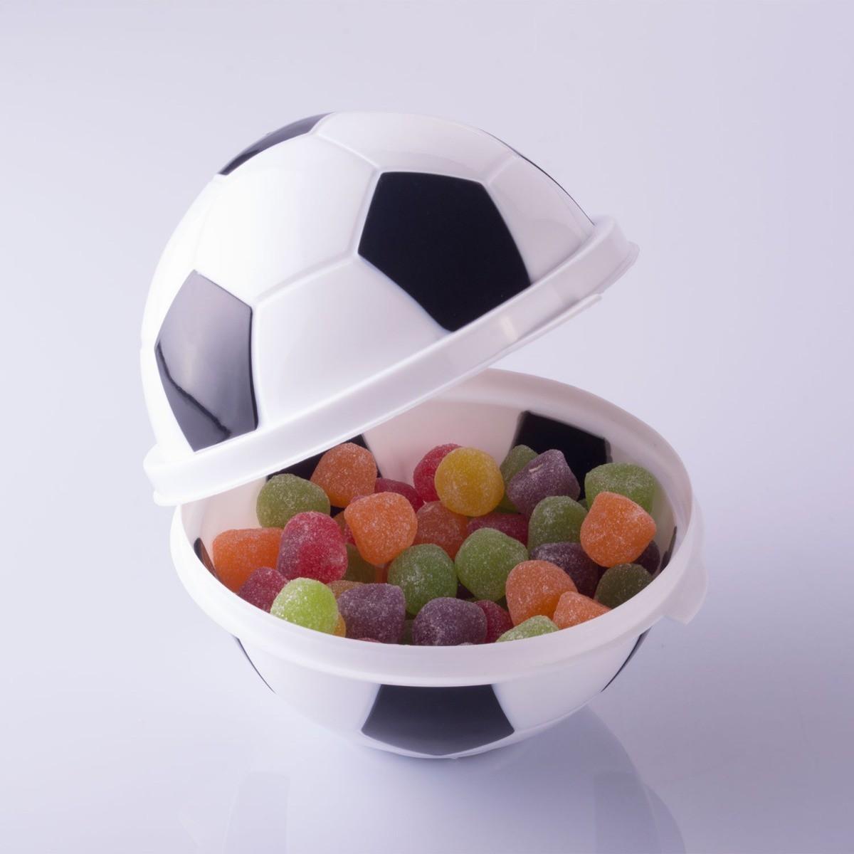 Porta Mix Bola de Futebol Plasútil