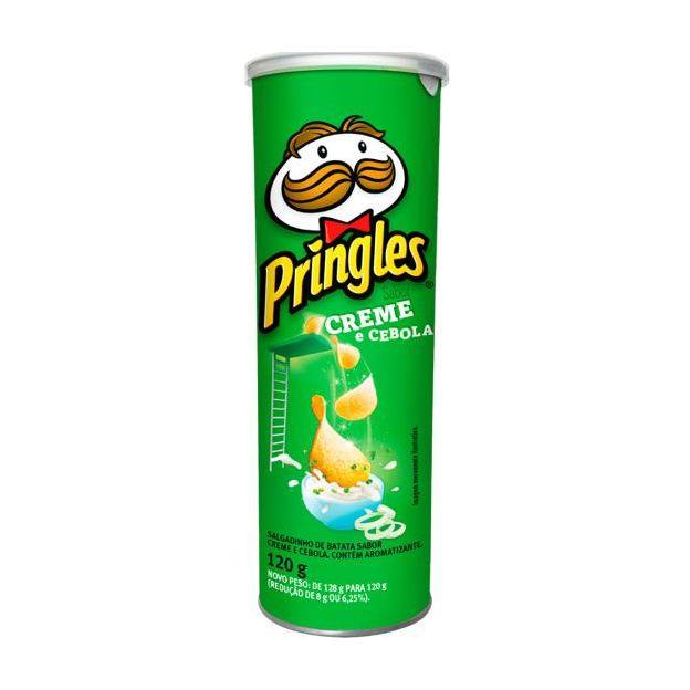 Pringles Creme e Cebola 120g