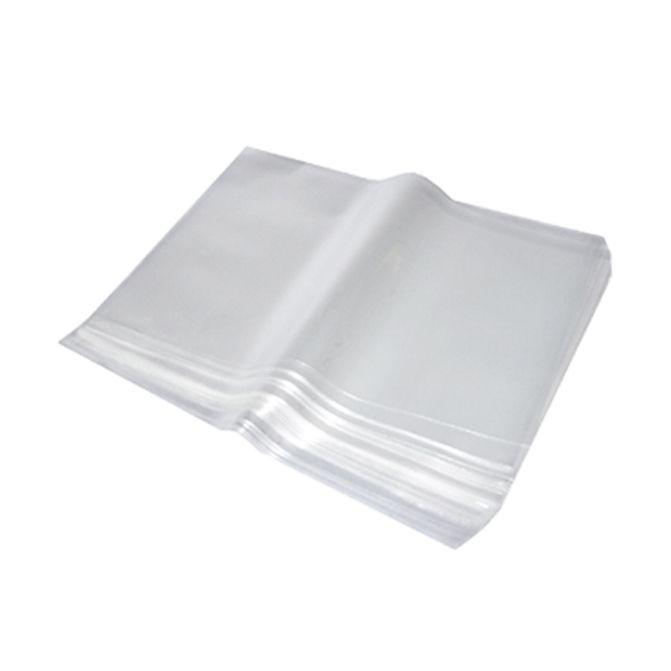 Saco Plástico Lanche Grande 15cm x 20cm 95 unid