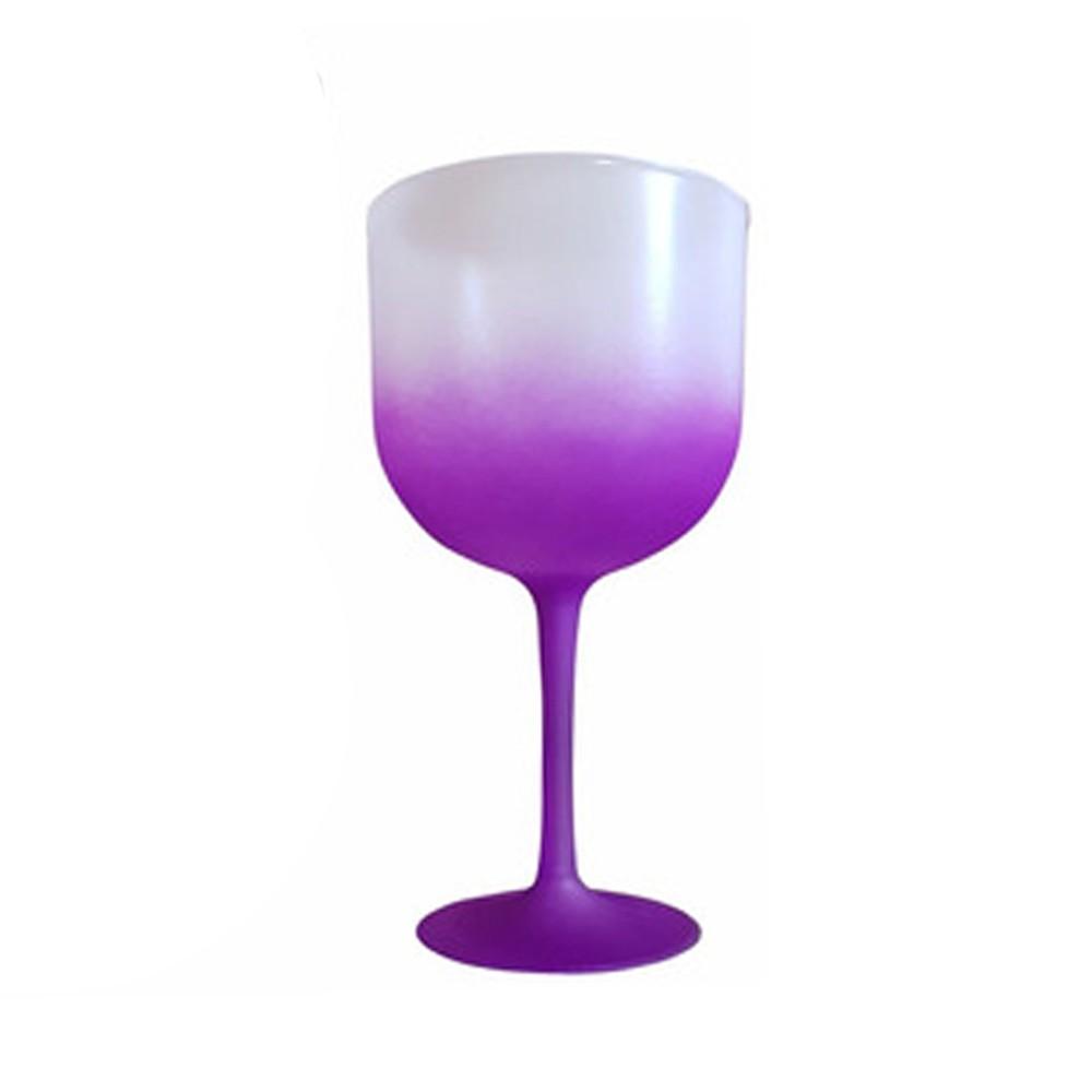 Taça Gin Degradê Roxo 580ml