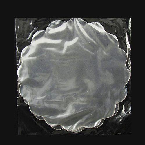 Tapetinho Incolor N.07 C/100 unid. Vipel