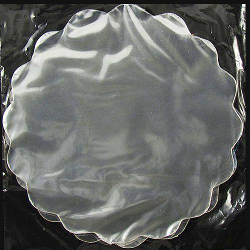 Tapetinho Incolor N.09 C/100 unid. Vipel
