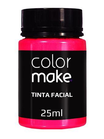 Tinta Facial Pink 25ml Colormake