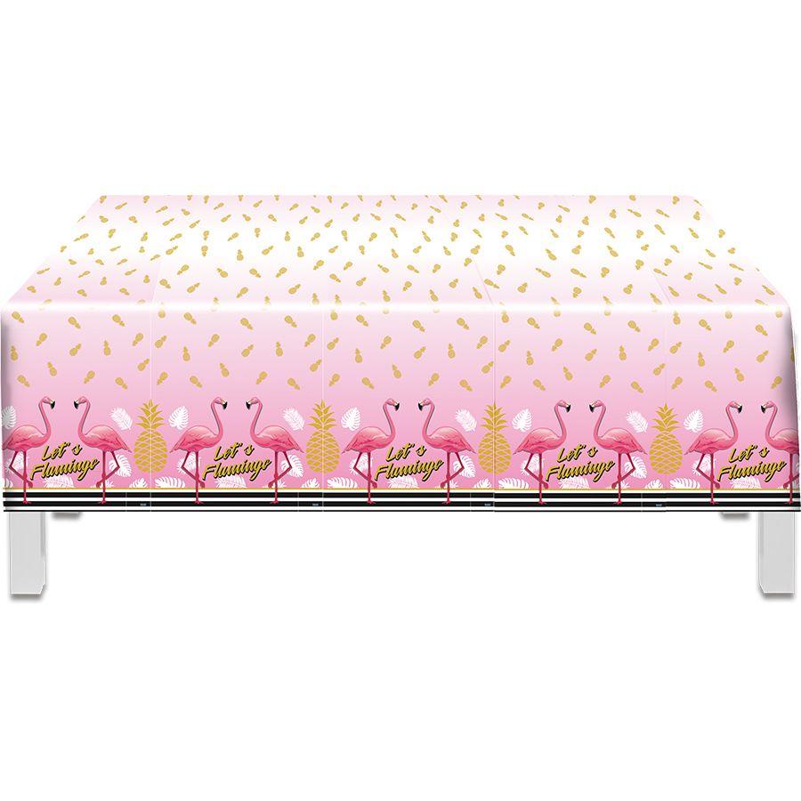 Toalha 1,20m x 1,80m Flamingo Festcolor