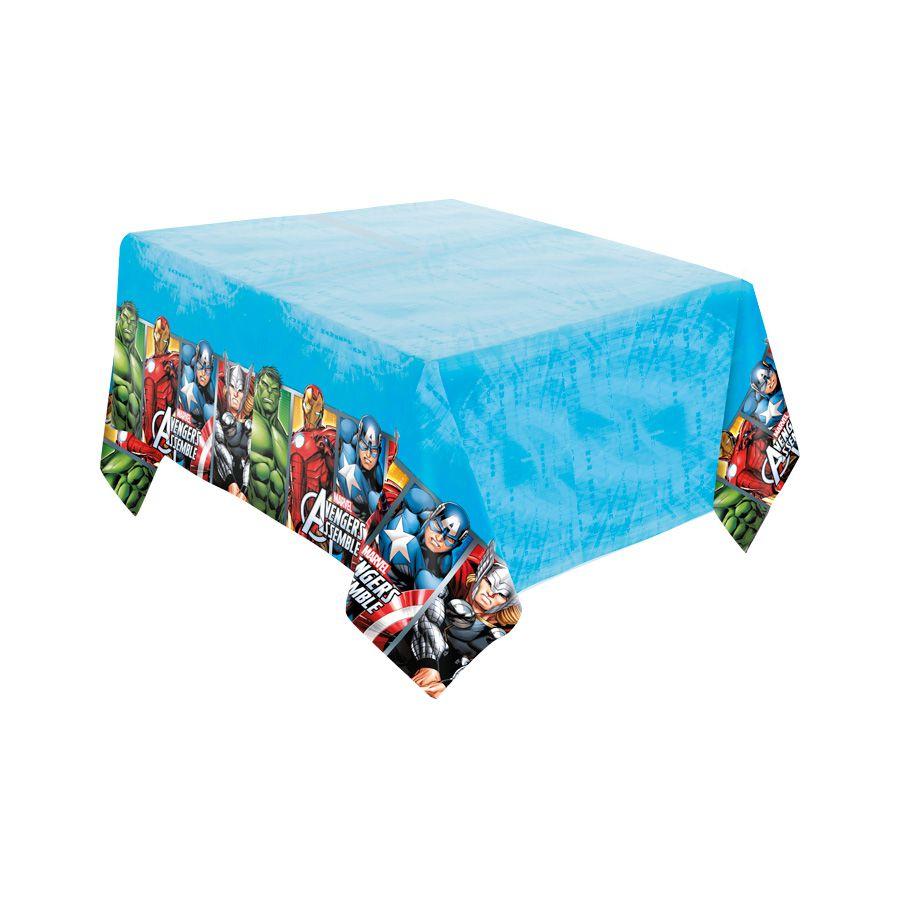 Toalha de Papel 2,20 m x 1,20 m Avengers  Regina