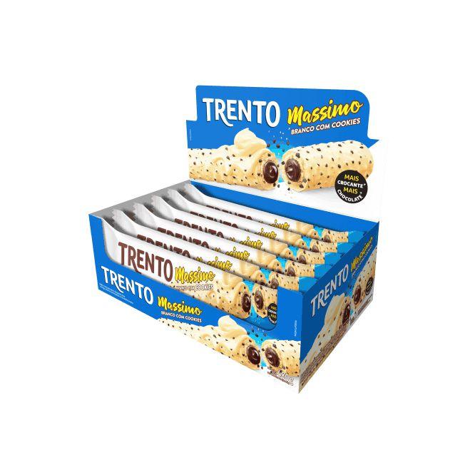 Trento Massimo Branco com Cookies 16 unid Peccin