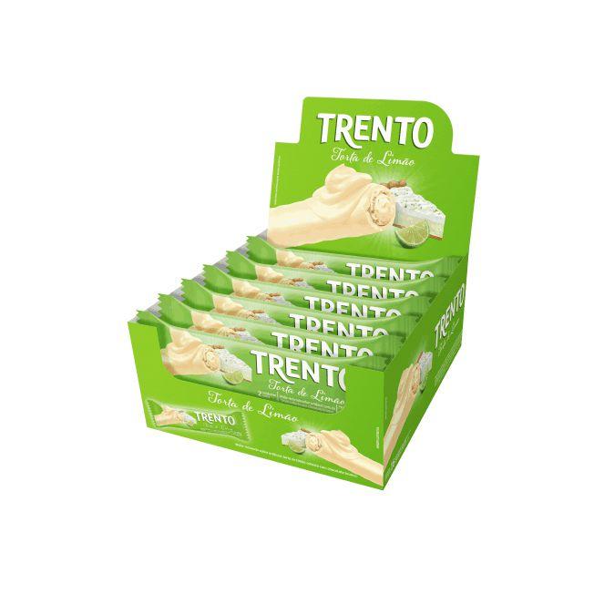Trento Torta de Limão 16 unid Peccin
