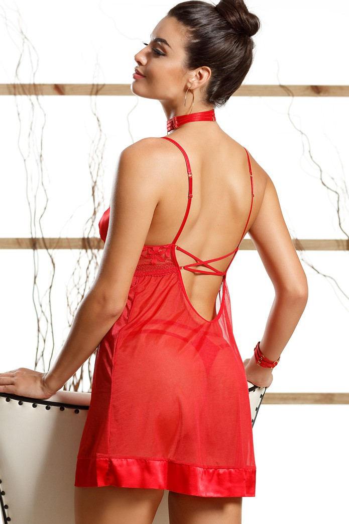 Camisola Rouge Intense
